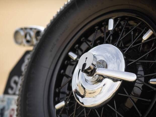 "Mercedes-Benz 540 K Cabriolet ""Туринг-кар"""