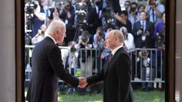 Россия реализует договоренности Путина и Байдена