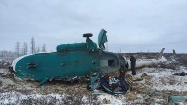 На Камчатке при крушении вертолета погибли пилот и пассажир