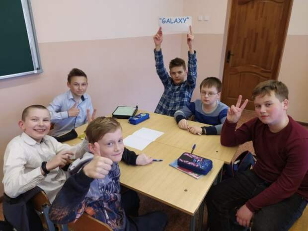 в рамках недели иностранного языка учитель английского языка Давыдовская Анастасия Викторовна провела игру-мероприятие ´I kno...