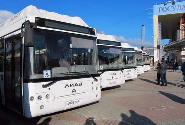 Следком расследует разборку симферопольских автобусов на запчасти