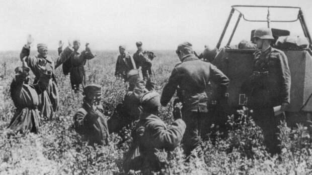 22 июня 41-го: даже Родину боялись защищать...
