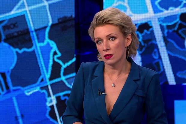 Захарова призвала «зарубежных партнёров» не вмешиваться в дела Белоруссии