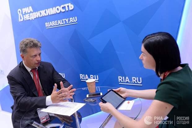 СМИ: интервью с главой Минтранса РФ Максимом Соколовым