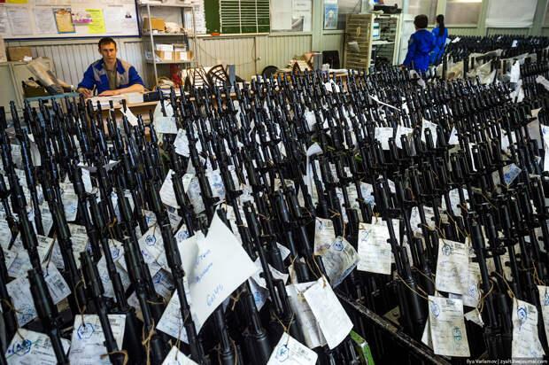 Forbes: в США запускают производство советских образцов оружия