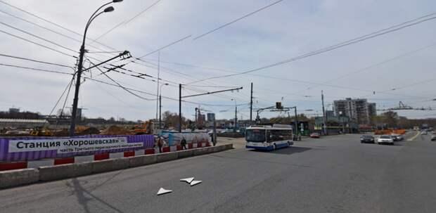 Власти Москвы нашли способ победить пробки на северо-западе города. Но придется подождать