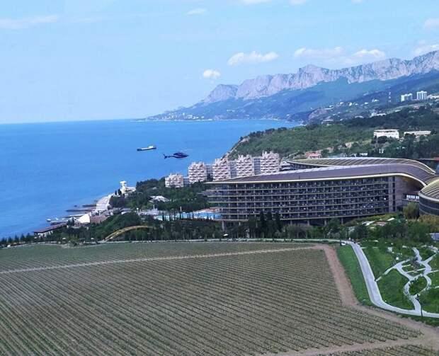 Центр винного туризма Winepark открылся для туристов