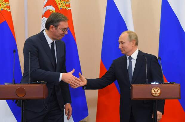 Россия и Сербия: от исторической памяти к будущему отношений