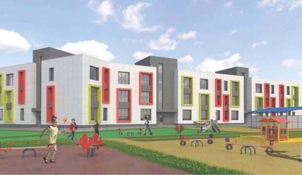 В строящемся ЖК «Сердце столицы» появится детский сад на 225 мест