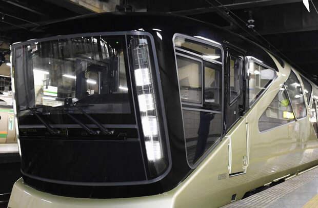 Японский дизайн вагонов — вам и не снилось!
