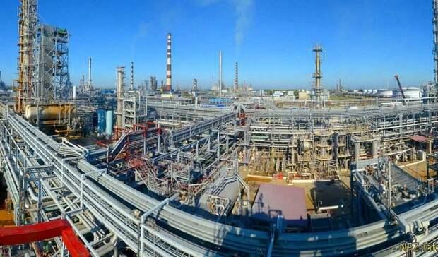 Мозырский НПЗ модернизирует производство битума