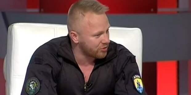 """Неонацист из """"Азова"""" и друг Тесака, ставший украинцем после АТО, купил личный самолет"""