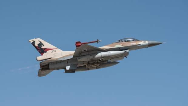 Авиация Израиля атаковала объекты инфраструктуры ХАМАС
