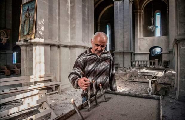 Юлия Витязева: Когда храмы равняют с сортиром