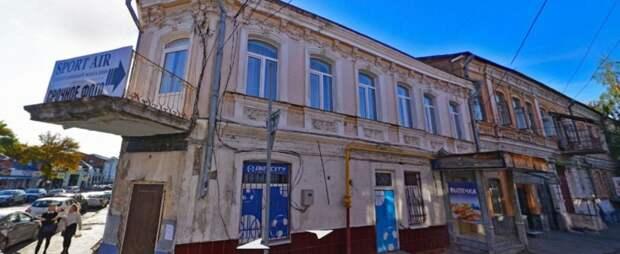 Собственника наказали заремонт памятника культурного наследия воВладикавказе