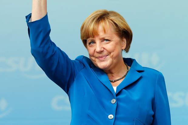 Меркель сдалась