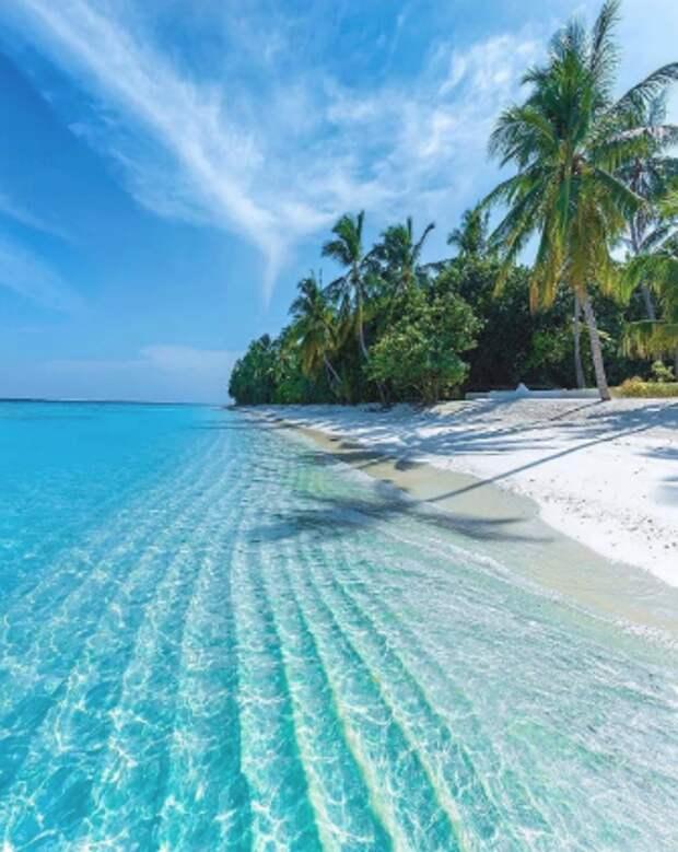 Эксперты назвали самые чистые пляжи планеты