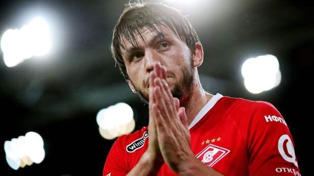 Мирзов: «Буду рад вернуться в «Спартак» и показать все, на что способен»