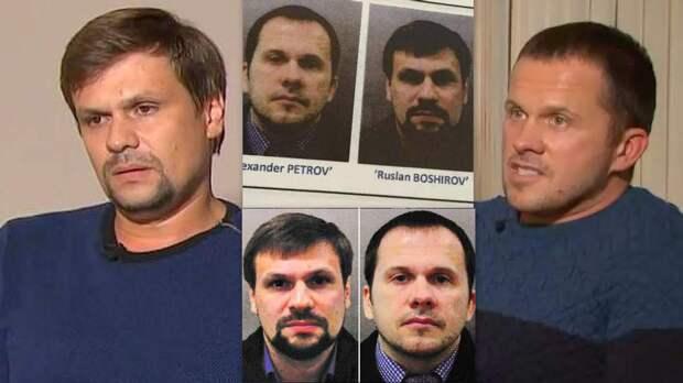 Украина вынюхивает след Петрова и Боширова во взрывах на складах ВСУ