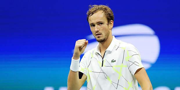 Какое место Медведев занимает в рейтинге ATP?