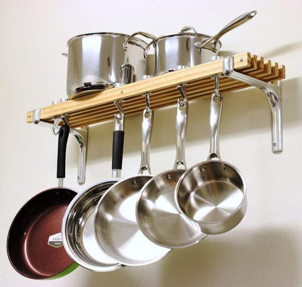 Как избавиться от беспорядка на кухне
