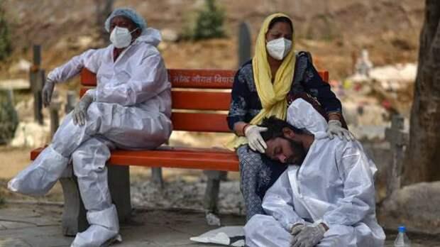 Каждый пятидесятый житель Земли заразился COVID-19