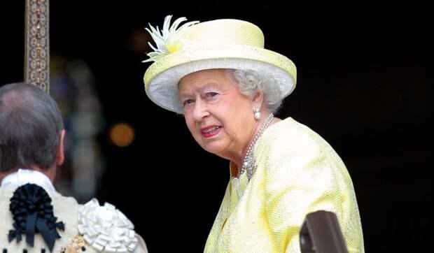 Черная полоса: овдовевшую Елизавету II пришибло новостью о смерти близкого человека