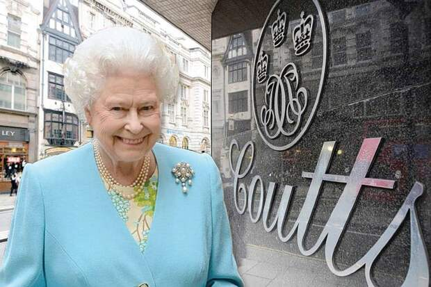 У клиентов королевского банка Британии увели более £1,2 млн