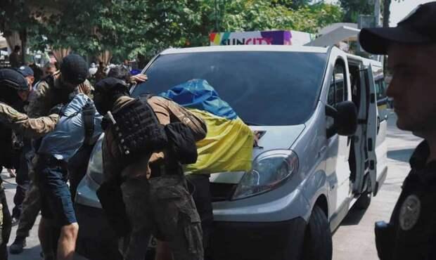 Украину превращают в экспериментальный гибрид фашистского режима и Содома