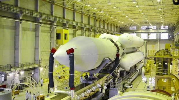 Две тяжелых ракеты «Ангара-А5» отправятся на космодром Плесецк