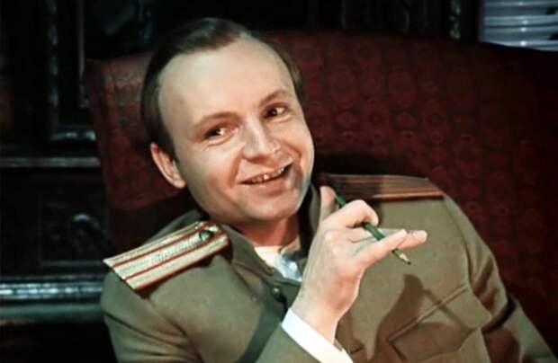 Андрей Мягков: в кино и в жизни