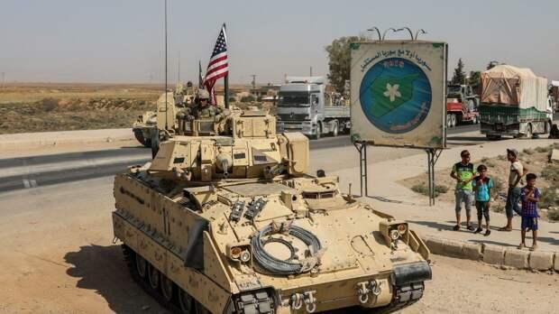 ЦПВС обеспокоен перемещением военной техники США на востоке Сирии