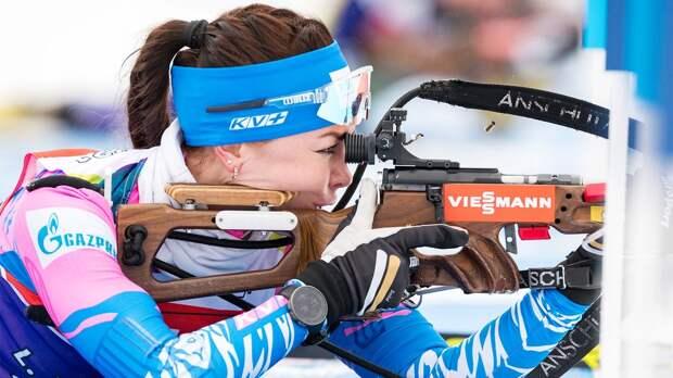 11 промахов — позорная стрельба женской сборной России в последней эстафете сезона. Смотреть невыносимо