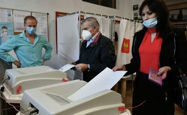 Турция отказалась признавать выборы вГосдуму России вКрыму