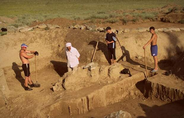На острове Крит найден отпечаток стопы человека, которому почти шесть миллионов лет