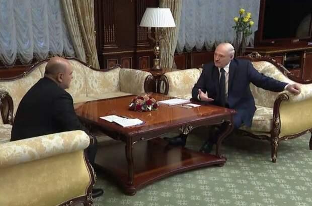 Кому адресован «радиоперехват» Лукашенко по Навальному