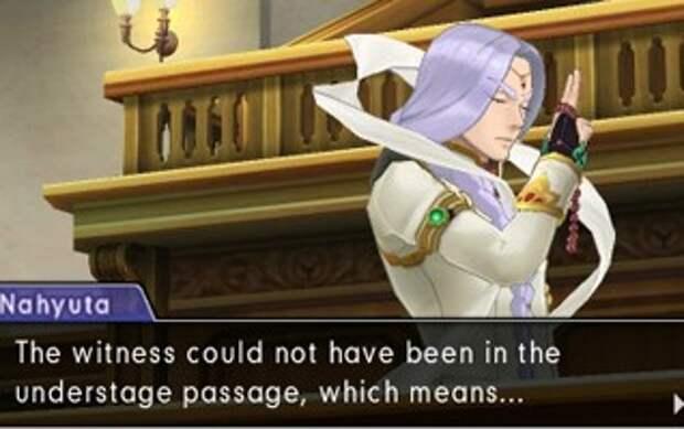 Вот это поворот! Обзор Phoenix Wright: Ace Attorney — Spirit of Justice