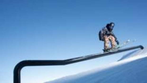 Лучший сноупарк Норвегии