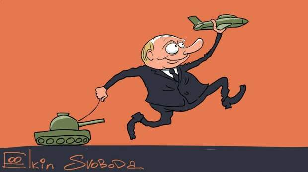 Скоро будет еще одна война с Украиной?