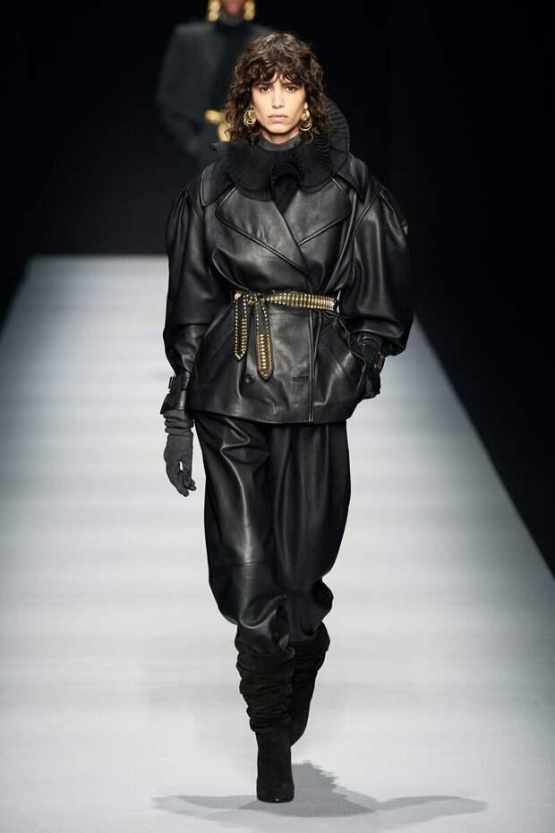 Кожа – модно и практично!