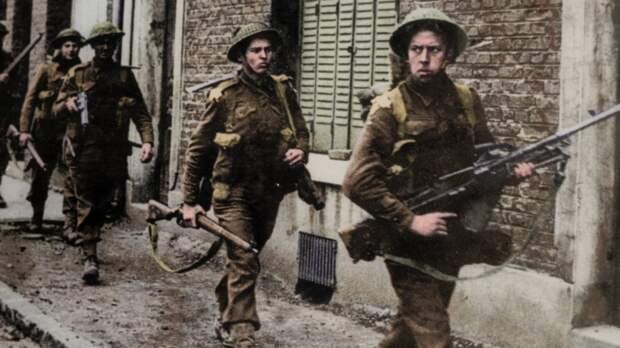 Неизвестная война Британии с Красной Армией