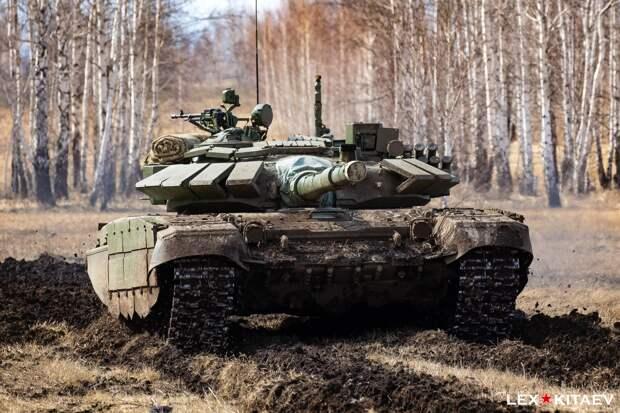Планы поставки бронетанковой техники в Сухопутные войска России в 2021 году