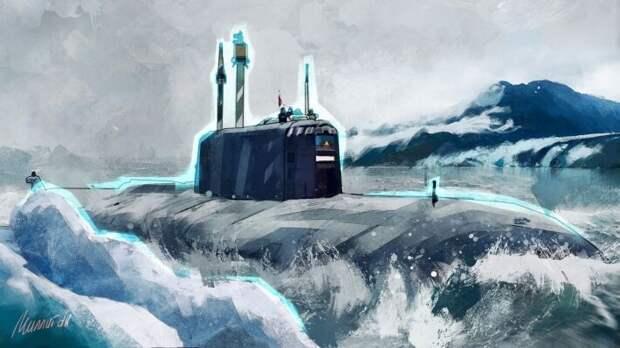 Sohu: новейшие атомные субмарины ВМФ РФ вызывают зависть у конкурентов и союзников Москвы
