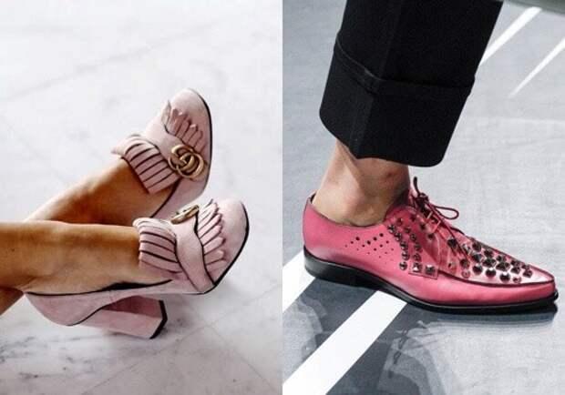 модная женская обувь весна 2018