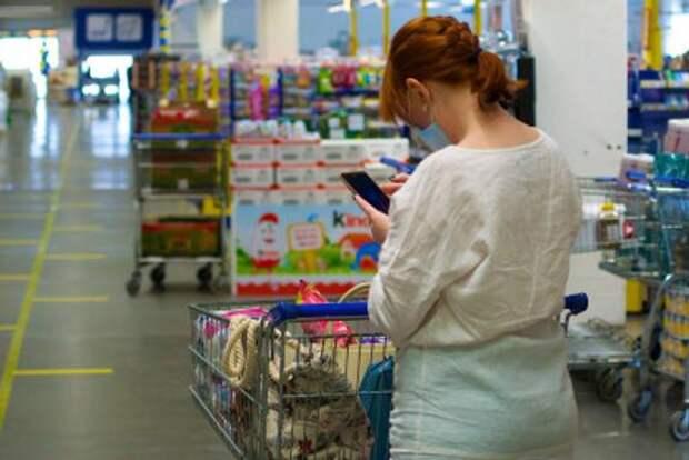 Челябинская область – на первом месте по продаже продуктов в УрФО