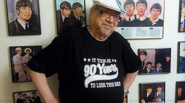 «Самый стойкий диджей в мире» в 96 лет ушел на пенсию