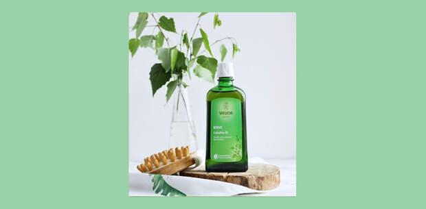Что внутри: разбираем состав популярного березового масла от целлюлита Weleda