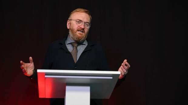 Виталий Милонов высказал свое мнение об электросамокатах в Петербурге