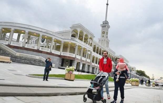 Собянин: Более 1,5 млн человек посетили Северный речной вокзал после окончания реставрации