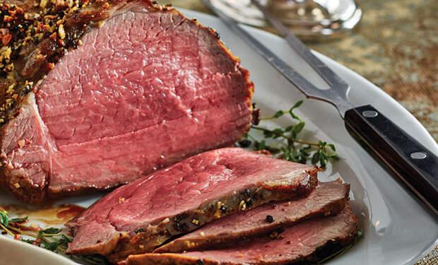 Ростбиф по совету мясника: готовили на неделю, но съели за день